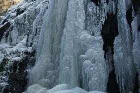 Noch mehr Eis im Schwarzwald…