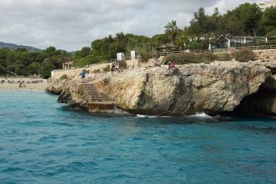 Mallorca 2012 – Bootstour mit dem Glasboden-Katamaran