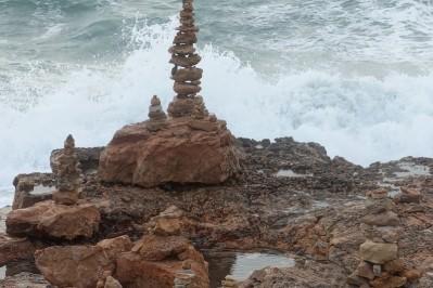 Mallorca 2012 – Leuchttürme von Portocolom und Ses Salines