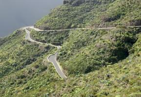 Teneriffa – Durch das Teno Gebirge