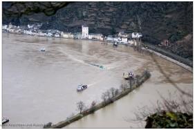 Die Loreley und der Katastrophentourismus…